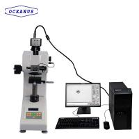 China HVS-1000 Computer Digital Micro Hardness tester with Manual turret wholesale