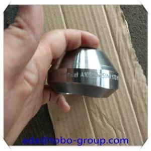 China Stainless Steel 304 High Pressure Socket Weld Fittings 3000Lb Weldolet ASME B16.11 wholesale