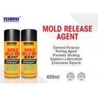 China Mold Release Agent Spray For Preventing Sticking At Cold And Hot Temperatures wholesale