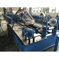 China High Speed C Purlin Roll Forming Machine 75kw 70mm soild shaft wholesale