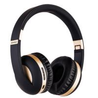 China Compact Design  Bluetooth Over Ear Headphones Built In HD Handsfree Microphone on sale