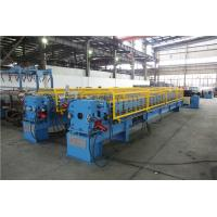 China Square Downspout Roll Forming Machine Single Chain Drive 406mm Width wholesale