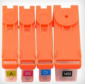 China 53461,53462,53463,53464 ink cartridge  Primera Label Printer LX1000 and LX2000 Ink Cartridges Set CMYK wholesale