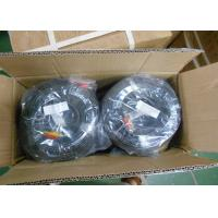 China 150ft Power Video Cable Siamese CCTV Video Cable , CCTV Power Cable DBS Cable DC / BNC Plug wholesale