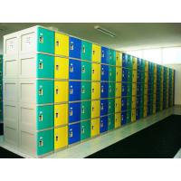 China ABS Plastic Mobile Phone Lockers Smart and Safe With SGS Certified wholesale