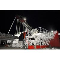China Oilfield Slant Top Drive Oil Rig Suitable Horizontal Directional And Vertical Wells wholesale