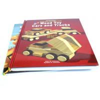 China Children A4 Life Sport Entertainment Hardcover Book Printing , Flexi - Bound / Saddle Stitch Binding on sale