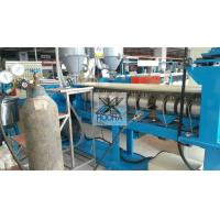 China PVC Wire Manufacturing Machine Building Cable Making PLC Siemens on sale
