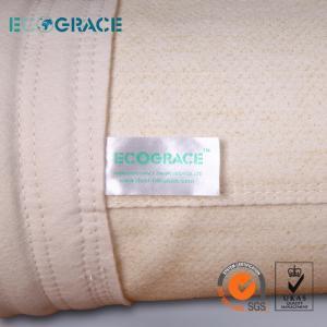 Quality Asphalt Mixing Site Bag Filter Nomex Filter Bags 500gsm High Temperature Filter for sale