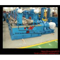 China Professional H Beam Flange Straightening Machinery / Steel Straightening Machine wholesale