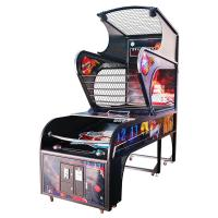 China Street Hoops Arcade Machine / Basketball Shooting Machine Arcade Luxury Online Score on sale