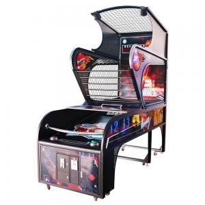 China Street Hoops Arcade Machine / Basketball Shooting Machine Arcade Luxury Online Score on sale