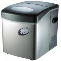 China 20Kg Stainless Steel Home Compact Ice Maker Machine , Potable Commercial Ice Maker Machine Countertop wholesale