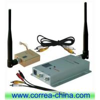 China 1.2GHz and 1.3GHz 800mW wireless AV transmitter kit wholesale
