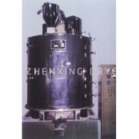 China LZG Screw High Thermal Efficiency Hot Air Helix Vibrating Fluid Bed Dryer Chemical Dryer For Calcium Formate wholesale