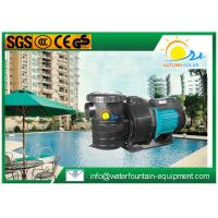 China High Flow Rate Swimming Pool Pumps Electric Anti - Rust For Pond Filtration wholesale