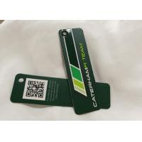 China Eco Friendly Custom Clothing Hang Tags For Merchandise Specialized Shape wholesale