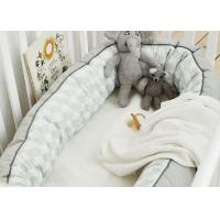 China 100% Cotton Cuddle Nest Baby Crib Bedding Sets Comfortable Color Customized wholesale