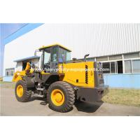 China ZL30 Wheel Loader With 9800kg Overall Weight And 6890x2430x3070mm Overll Size From SINOMTP wholesale