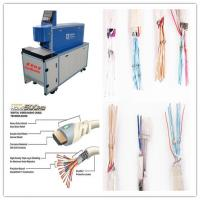China Electrical 60W Cable Stripping Machine , Wire Cutting And Stripping Machine wholesale