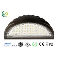 China Outdoor Garden LED Wall Pack Lights 45W Led Wall Pack With Motion Sensor wholesale