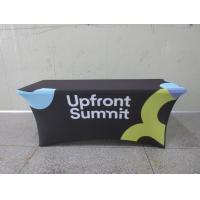 China Full Printed Advertising Flag Banners Large Branded Table Cloth wholesale