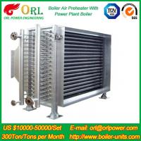 China Heat Preservation CFB Boiler Natural Gas Air Preheater APH 260MW Station Preheater wholesale