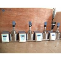 China 4000W Industrial Continuous Flow Ultrasonic Homogenizer Sonicator mixer wholesale