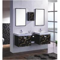 China Double Washing Stainless Steel Bathroom Cabinets 9501 wholesale