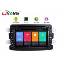 China Renault Duster Android 7 Inch Car Dvd Player With Video Radio WiFi AUX wholesale