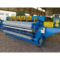 China Electric Fully Automatic Welded Wire Mesh Machine For Carbon Steel Wire wholesale