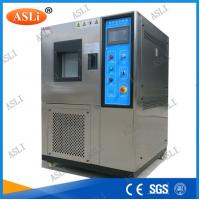 China High Low Fast Temperature Cycling Test Chamber with Dia. 50mm Test Hole wholesale