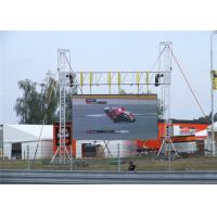 China P4 LED Video Display Board / High Definition Led Display For Indoor Outdoor Use wholesale