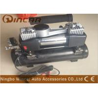 China Tank Air Source Kit Fast Fill 120 Psi 12V Air Compressor with tank wholesale
