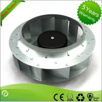 China EC Centrifugal Blower Fan With Energy Gakvabused Sheet Steel 250mm wholesale