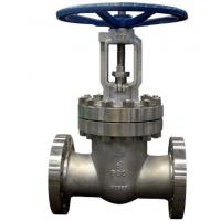 China Welded Connecting Ductile Iron Gate Valve Non Rising Stem Type on sale