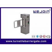 Buy cheap Passenger Access Safety Access Swing Barrier Gate With Reliable Safeguard from wholesalers