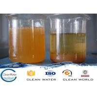China Environmentally friendly painting mist flocculating agent for car paiting wastewater PH value 1.0~2.5 wholesale