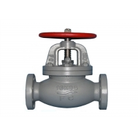 China JIS 7471 Screw Down Flanged Butterfly Valve , 10K Marine Butterfly Flange Valve wholesale