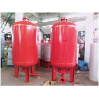 China Excellent Sealability Diaphragm Pressure Tank , Pressurized Water Storage Tanks wholesale