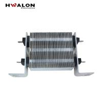 China Factory Supply PTC Ceramic Heating Element Electric Fan Heater 2000W For Biology Heating on sale