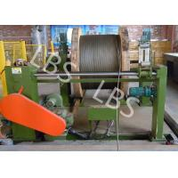 China Wire Rope Spooling Device / Automatic Rope Arranging Device Winch wholesale
