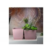 China Decorative Modern Vertical Garden Planters Customized With UV Inhibitors wholesale