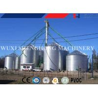 China Spiral steel Silo Corrugated Side Panel Roll Forming Machine on sale