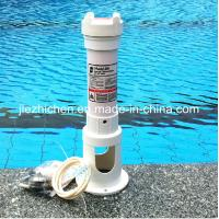 Swimming Pool Chlorination Systems : Above ground pool chemical feeders rainbow offline
