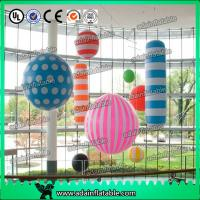 China New Brand Event Party Dcoration Inflatable Candy Balloon For Hanging Decoration wholesale