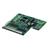China Intel H87 BYPASS 8 LAN motherboard with PCIE x8 to expand SFP port wholesale