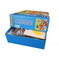 China Big Size Kids Interactive Jigsaw Puzzles For Smartboard OEM Offset Printing FSC Certify wholesale