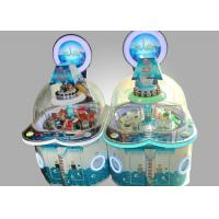China High Return Popular Prize Claw Machine Mermaid Design For 2 Players wholesale