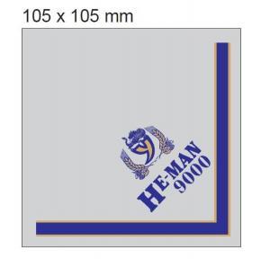 China UV Proof Aluminum Foil Labels Embossed Printed Aluminum Foil Stickers wholesale